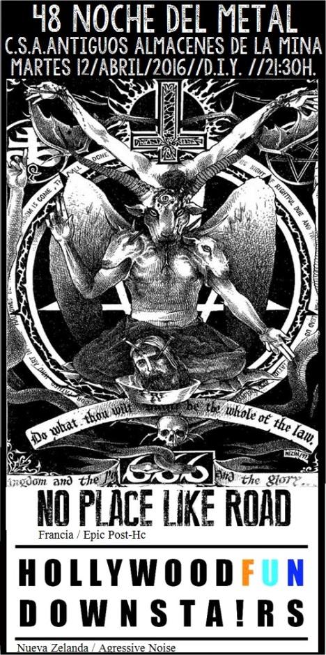 48 noche del metal